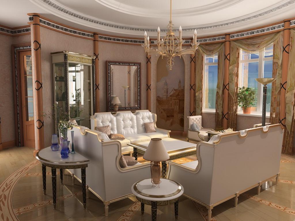 Дизайн проект квартиры и дизайн